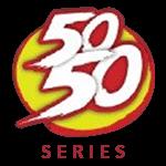 50 50 SERIES' logo