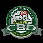 DR FOG Active CBD ' logo