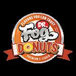 Dr Fog Donuts' logo