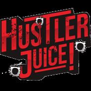 HustlerJuice' logo
