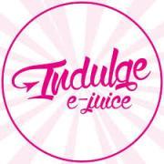 Indulge E-Juice' logo