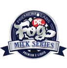 Dr. Fog's Milk Series ' logo
