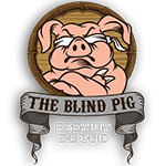 Blind Pig Vapor' logo