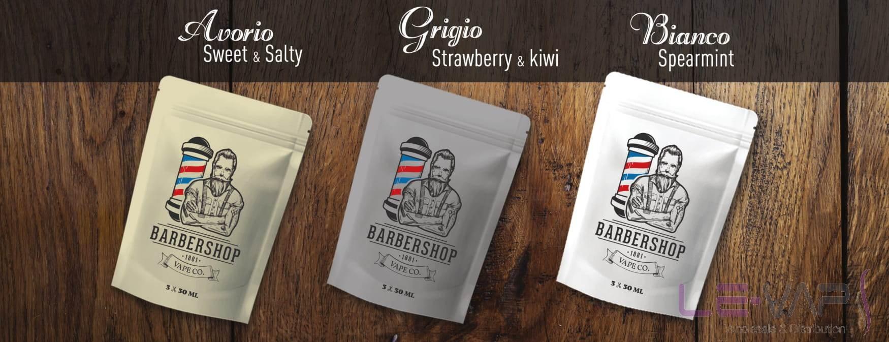 Bianco - Barbershop Vape Co