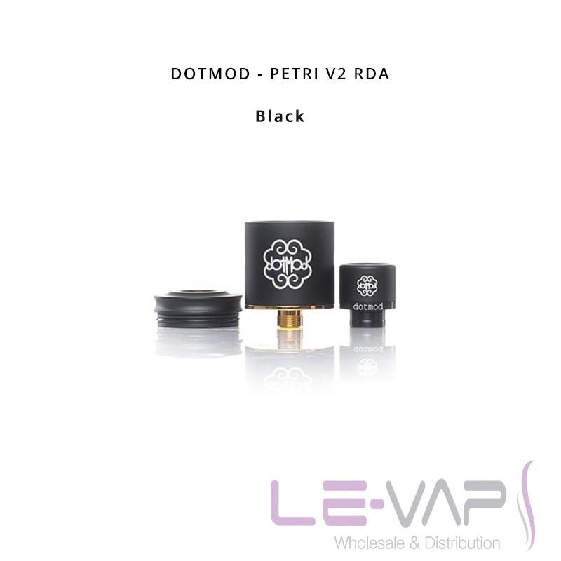 Petri V2 RDA-Black