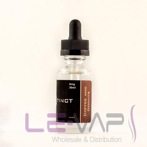 Cappuccino Ice Cream e-liquid by Distinct