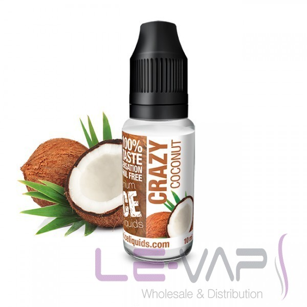 crazy Coconut flavour e-liquid