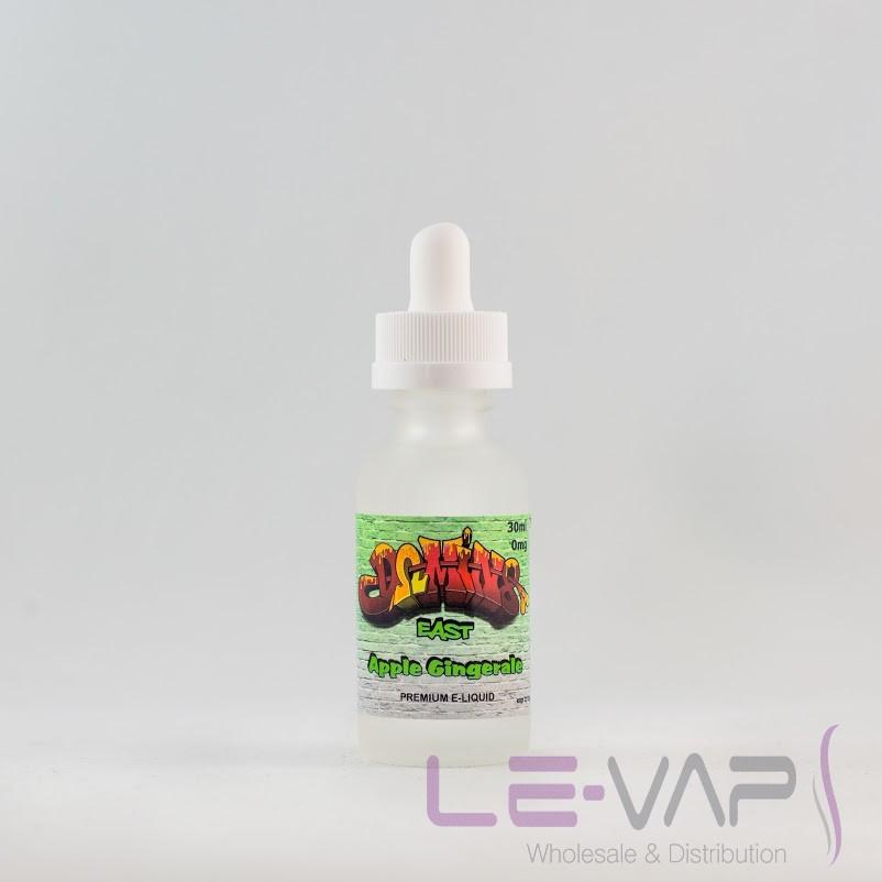 East e-liquid by DΩmin8