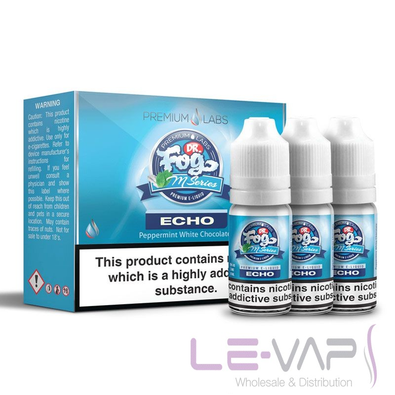 echo e-liquid by dr. fogs m-series