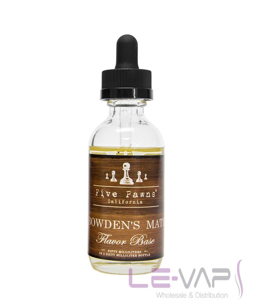 Bowdens Mate Flavor Base