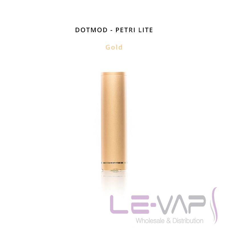 Petri Lite - Gold