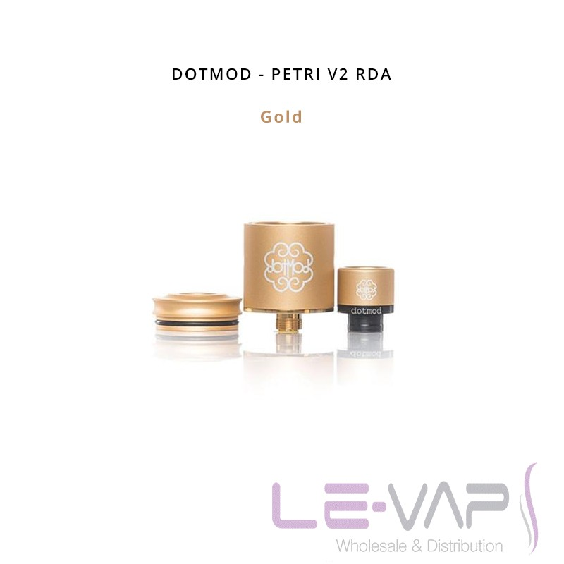 Petri V2 RDA-Gold