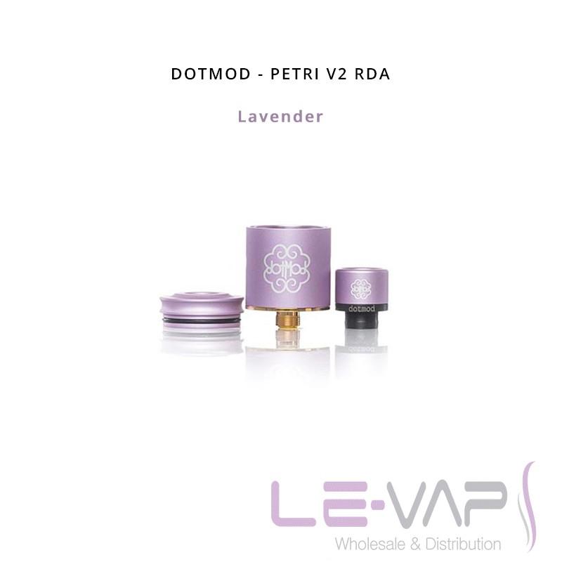 Petri V2 RDA-Lavender