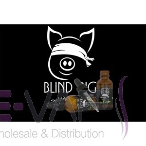 The Luciano e-liquid by The Blind Pig
