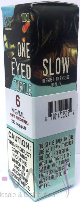 One Eyed Turtle e-liquid by Micro Brew Vapor 10ml