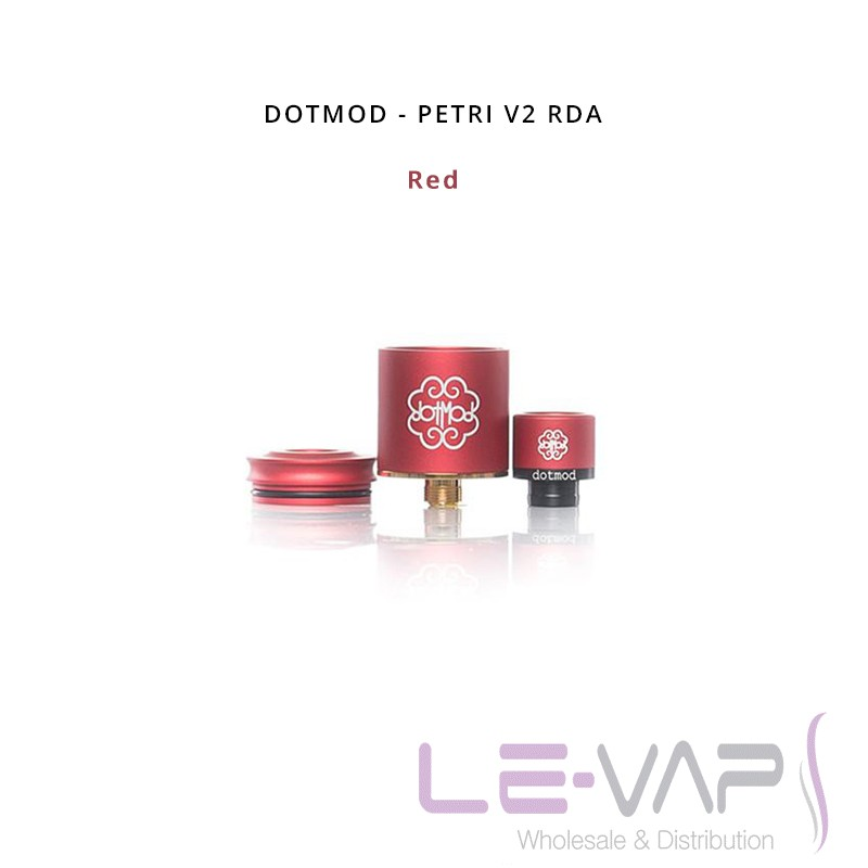 Petri V2 RDA-Red