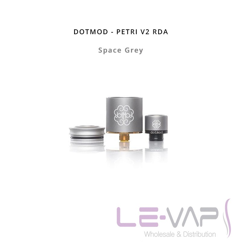 Petri V2 RDA-Space Grey