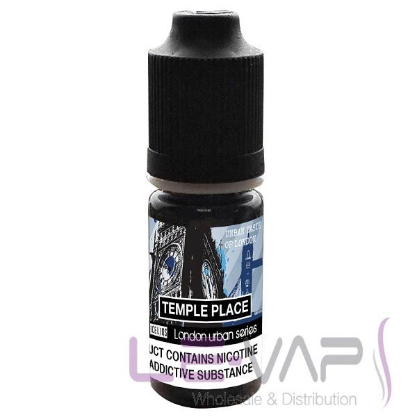 Temple Place e-liquid - London urban series