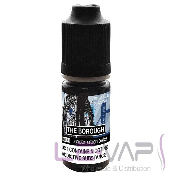 The Borough e-liquid - London Urban Series