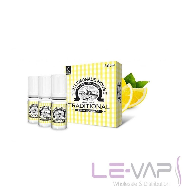 Traditional - fresh lemonade by the lemonade house