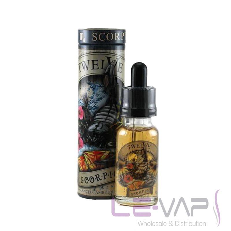 Scorpio e-liquid by Twelve Vapor