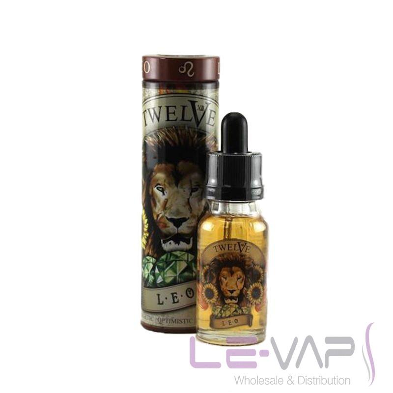 Leo e-liquid by Twelve Vapor