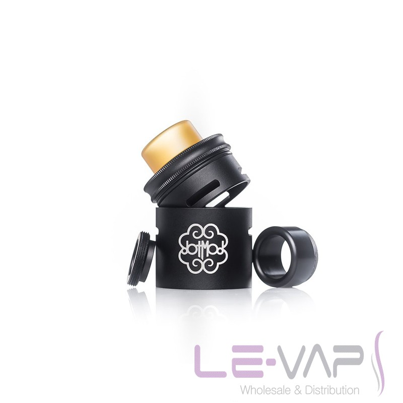 Conversion Cap (24mm)-Black
