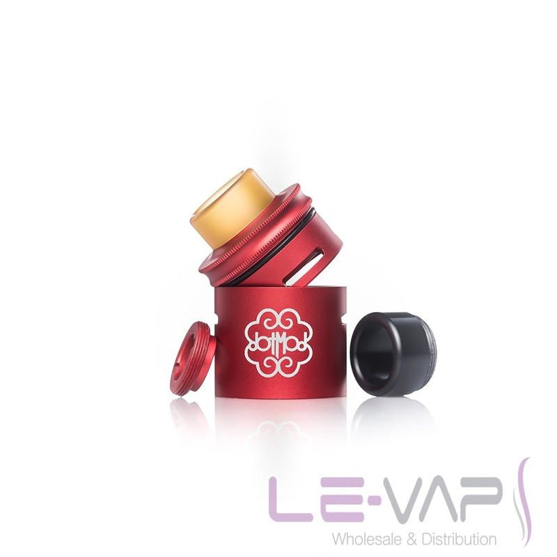 Conversion Cap (24mm)-Red