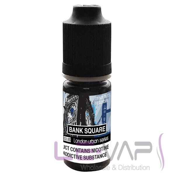 Bank Square e-Liquid - London Urban Series
