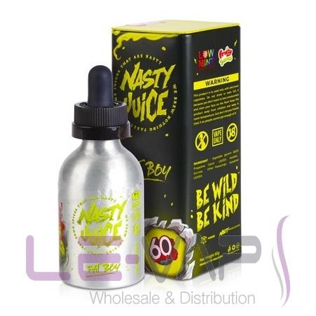 Fat Boy e-liquid by Nasty Juice 50ml Shortfill