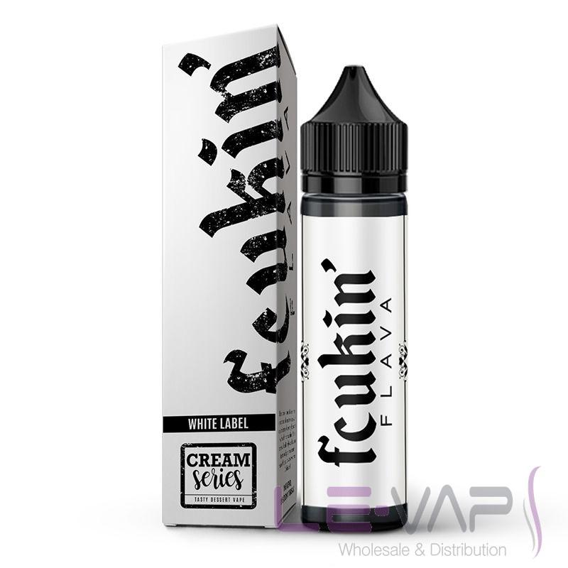 FCUKIN' FLAVA WHITE LABEL 50ML