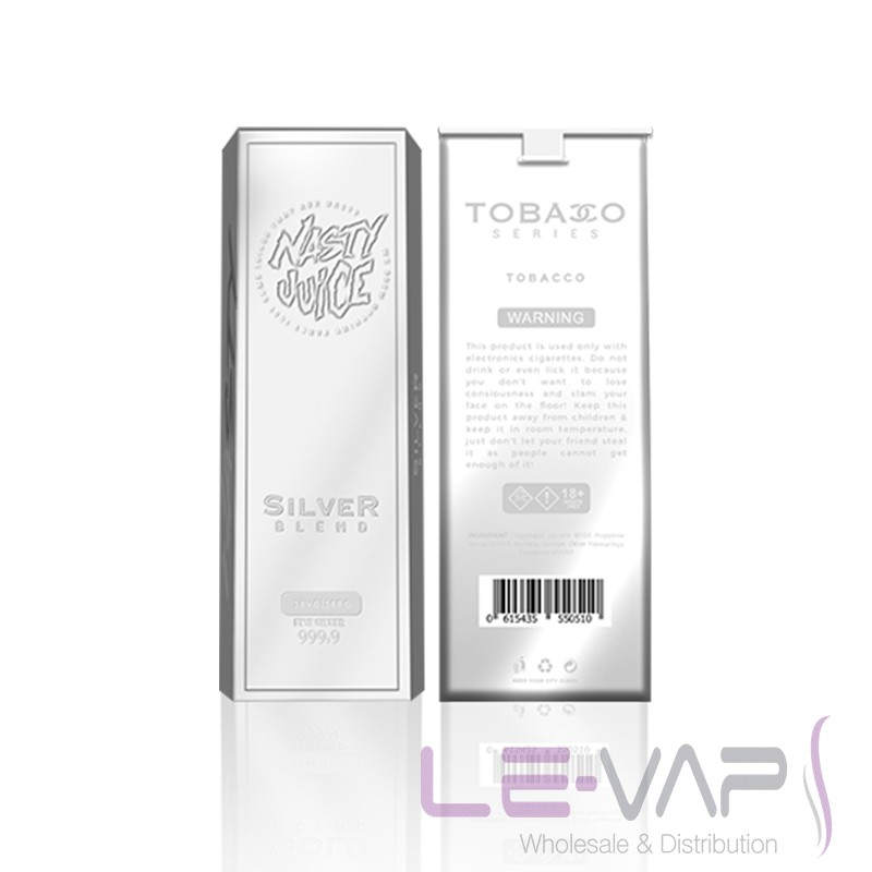 Tobacco – Silver Blend By Nasty Juice