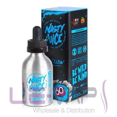 Slow Blow e-liquid by Nasty Juice 50ml Shortfill