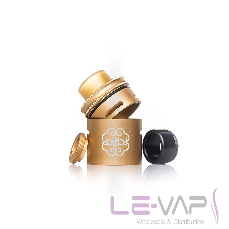 Conversion Cap (24mm)-Gold
