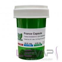 France Spectrum Hemp Oil Capsules