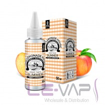 Summer - Peach Lemonade e-liquid by the Lemonade House 50ml
