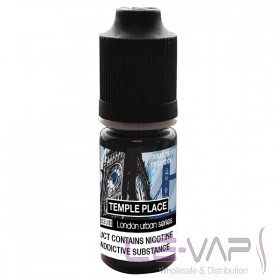 Temple Place e-liquid - London Urban series