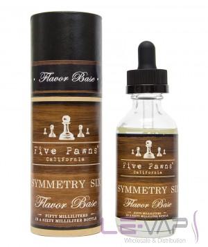 Symmetry Six Flavor Base