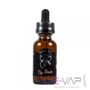 The Remes e-liquid by The Blind Pig