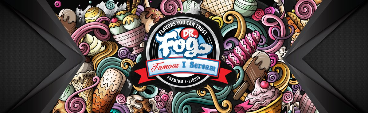 Dr. Fogs Famous I Scream Series
